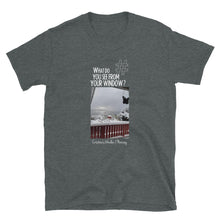 Load image into Gallery viewer, Cristina's Window | Norway | Unisex T-shirt