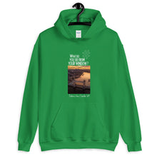 Load image into Gallery viewer, Debra's View | London, UK | Unisex Hoodie