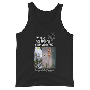 Evelyn's Window | Singapore | Unisex Tank Top