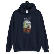 Load image into Gallery viewer, Anne's Window | Chicago, USA | Unisex Hoodie