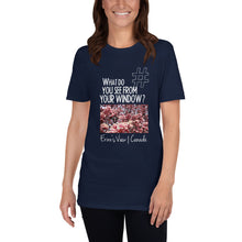 Load image into Gallery viewer, Erinn's View | Canada | Unisex T-shirt