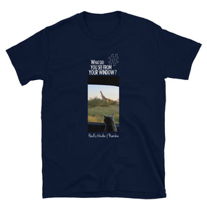Heidi's Window | Namibia | Unisex T-shirt