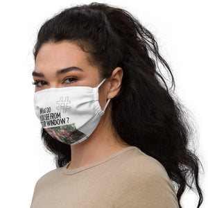 Dorit's View | Israel | Face Mask
