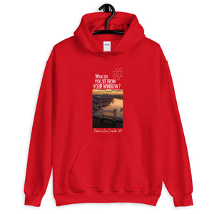 Debra's View | London, UK | Unisex Hoodie