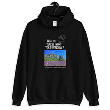 Load image into Gallery viewer, Nicolas' View | France | Unisex Hoodie