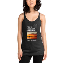 Load image into Gallery viewer, Robyn's View | Australia | Women's Tank Top