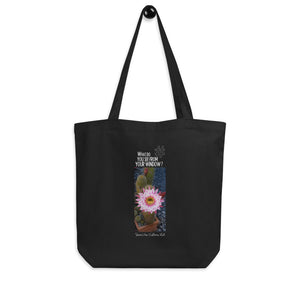 Sharon's View | California, USA | Tote Bag