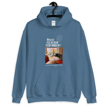 Load image into Gallery viewer, Lisa's Window | Washington DC, USA | Unisex Hoodie