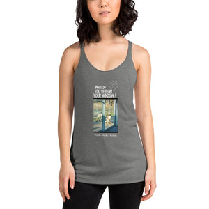 Michelle's Window | Australia | Women's Tank Top