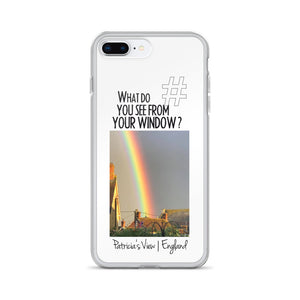 Patricia's View | England | iPhone Case