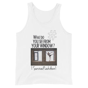 I Survived Lockdown! | Unisex Tank Top