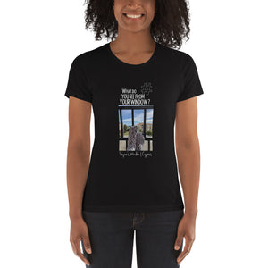 Layne's Window | Cyprus | Women's T-shirt