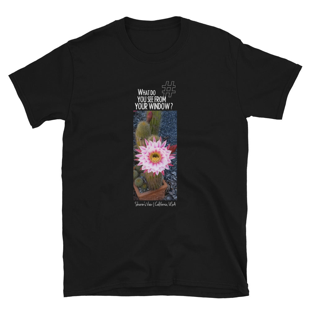 Sharon's View | California, USA | Unisex T-shirt