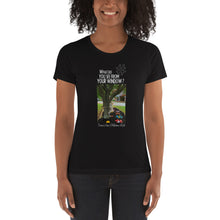 Load image into Gallery viewer, Diana's View | Oklahoma, USA | Women's T-shirt