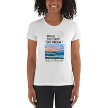 Load image into Gallery viewer, April's View | Florida, USA | Women's T-shirt