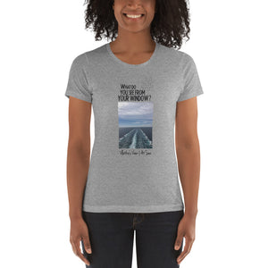Vlatka's View | At Sea | Women's T-shirt