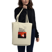 Load image into Gallery viewer, Maria's View | Bucharest, Romania | Tote Bag
