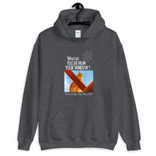 Load image into Gallery viewer, Pattie's Window | New Mexico, USA | Unisex Hoodie