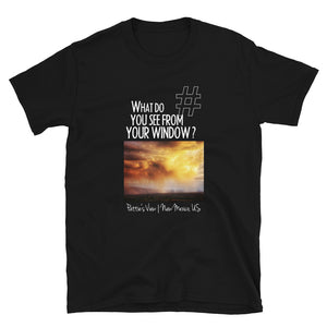 Pattie's View | New Mexico, US | Unisex T-shirt