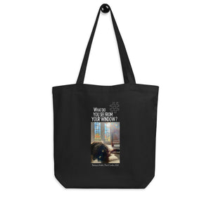 Barbara's Window | North Carolina, USA | Tote Bag