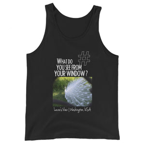 Lacra's View | Washington, USA | Unisex Tank Top