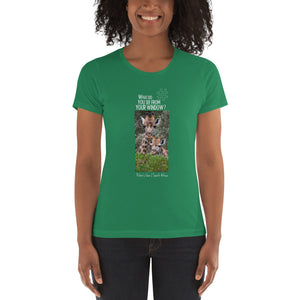 Robin's View | South Africa | Women's T-shirt