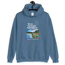 Load image into Gallery viewer, Lisa's View | Colorado, USA | Unisex Hoodie