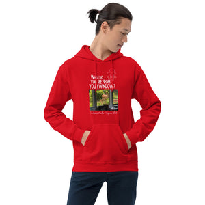 Lindsey's Window | Virginia, USA | Unisex Hoodie
