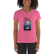 Load image into Gallery viewer, Cristina's Window | Transylvania, Romania | Women's T-shirt