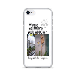 Evelyn's Window | Singapore | iPhone Case