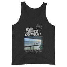 Load image into Gallery viewer, Robbie's Window | Oregon, USA | Unisex Tank Top