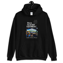 Load image into Gallery viewer, Catalin's Window | Romania | Unisex Hoodie