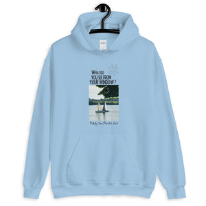 Melody's View | New York, USA | Unisex Hoodie