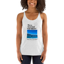 Load image into Gallery viewer, Louise's View | Switzerland | Women's Tank Top