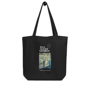 Michelle's Window | Australia | Tote Bag