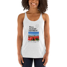 Load image into Gallery viewer, Janine's View | Washington, USA | Women's Tank Top