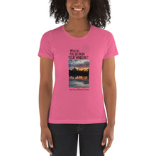 Load image into Gallery viewer, Ioana's View | Bucharest, Romania | Women's T-shirt