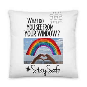 The Group's Official Rainbow Collection | Pillow