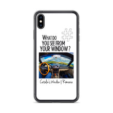 Load image into Gallery viewer, Catalin's Window | Romania | iPhone Case