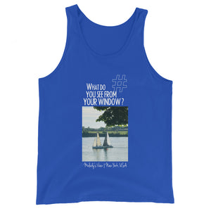 Melody's View | New York, USA | Unisex Tank Top