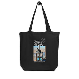 Janet's Window | New Jersey, USA | Tote Bag