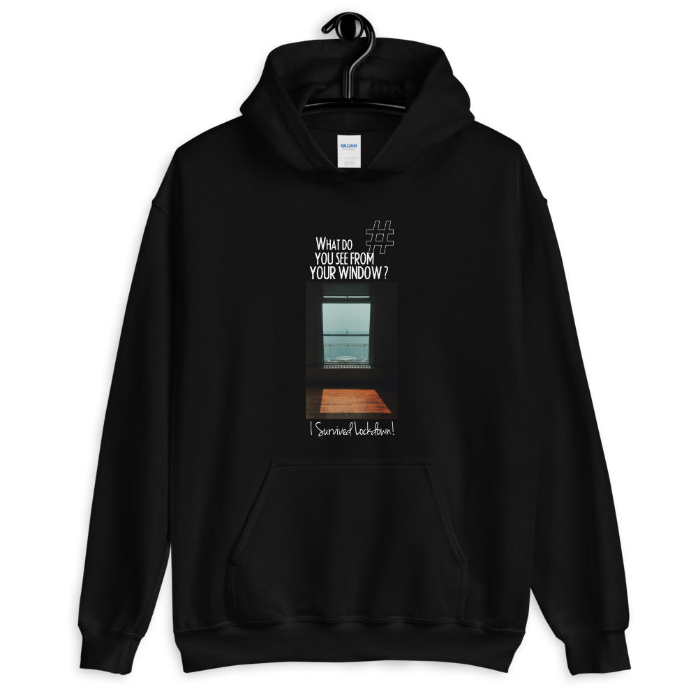 I Survived Lockdown | Unisex Hoodie