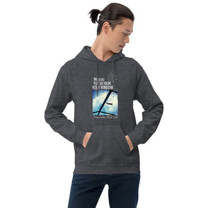 Renee's Window | Florida, USA | Unisex Hoodie