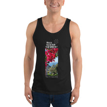 Load image into Gallery viewer, Shayne's View | Sydney, Australia | Unisex Tank Top