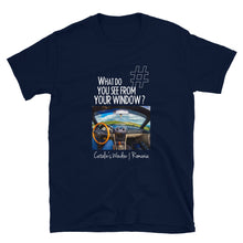 Load image into Gallery viewer, Catalin's Window | Romania | Unisex T-shirt