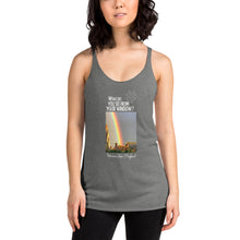 Load image into Gallery viewer, Patricia's View | England | Women's Tank Top