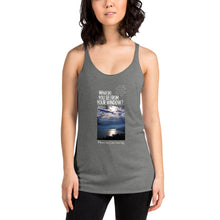 Load image into Gallery viewer, Biliana's View | Lake Como, Italy | Women's Tank Top