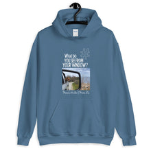 Load image into Gallery viewer, Maria's Window | Maine, US | Unisex Hoodie