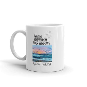 April's View | Florida, USA | Mug