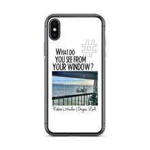Load image into Gallery viewer, Robbie's Window | Oregon, USA | iPhone Case